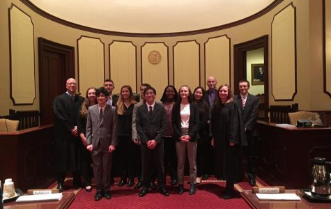 Mock Trial Team Aims for Another Strong Performance