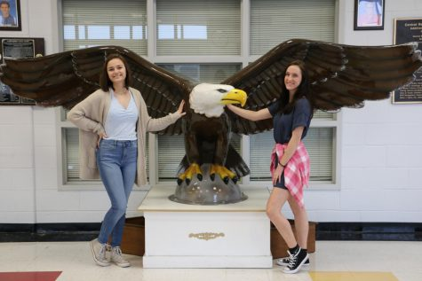 February Senior Spotlight: Isabella Triolo and Ryanne McShaffrey
